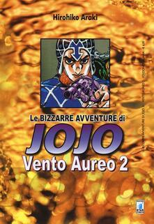 Collegiomercanzia.it Vento aureo. Le bizzarre avventure di Jojo. Vol. 2 Image