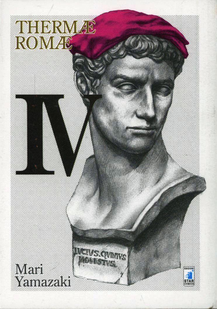 Thermae Romae. Vol. 4