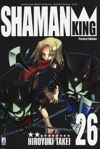 Shaman King. Perfect edition. Vol. 26