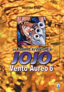 Lpgcsostenible.es Vento aureo. Le bizzarre avventure di Jojo. Vol. 6 Image