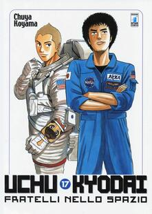 Voluntariadobaleares2014.es Uchu Kyodai. Fratelli nello spazio. Vol. 17 Image