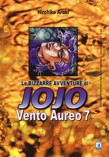 Promoartpalermo.it Vento aureo. Le bizzarre avventure di Jojo. Vol. 7 Image