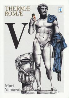 Tegliowinterrun.it Thermae Romae. Vol. 5 Image