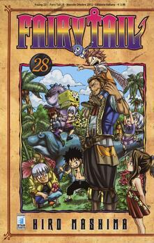 Capturtokyoedition.it Fairy Tail. Vol. 28 Image