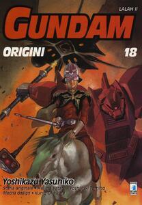 Gundam origini. Lalah II. Vol. 18