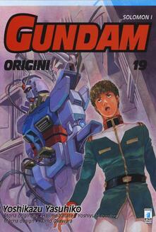 Antondemarirreguera.es Gundam origini. Solomon I. Vol. 19 Image