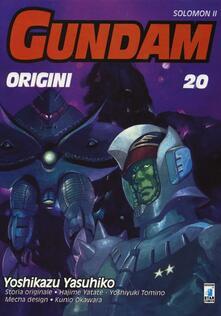 Amatigota.it Gundam origini. Solomon I. Vol. 20 Image