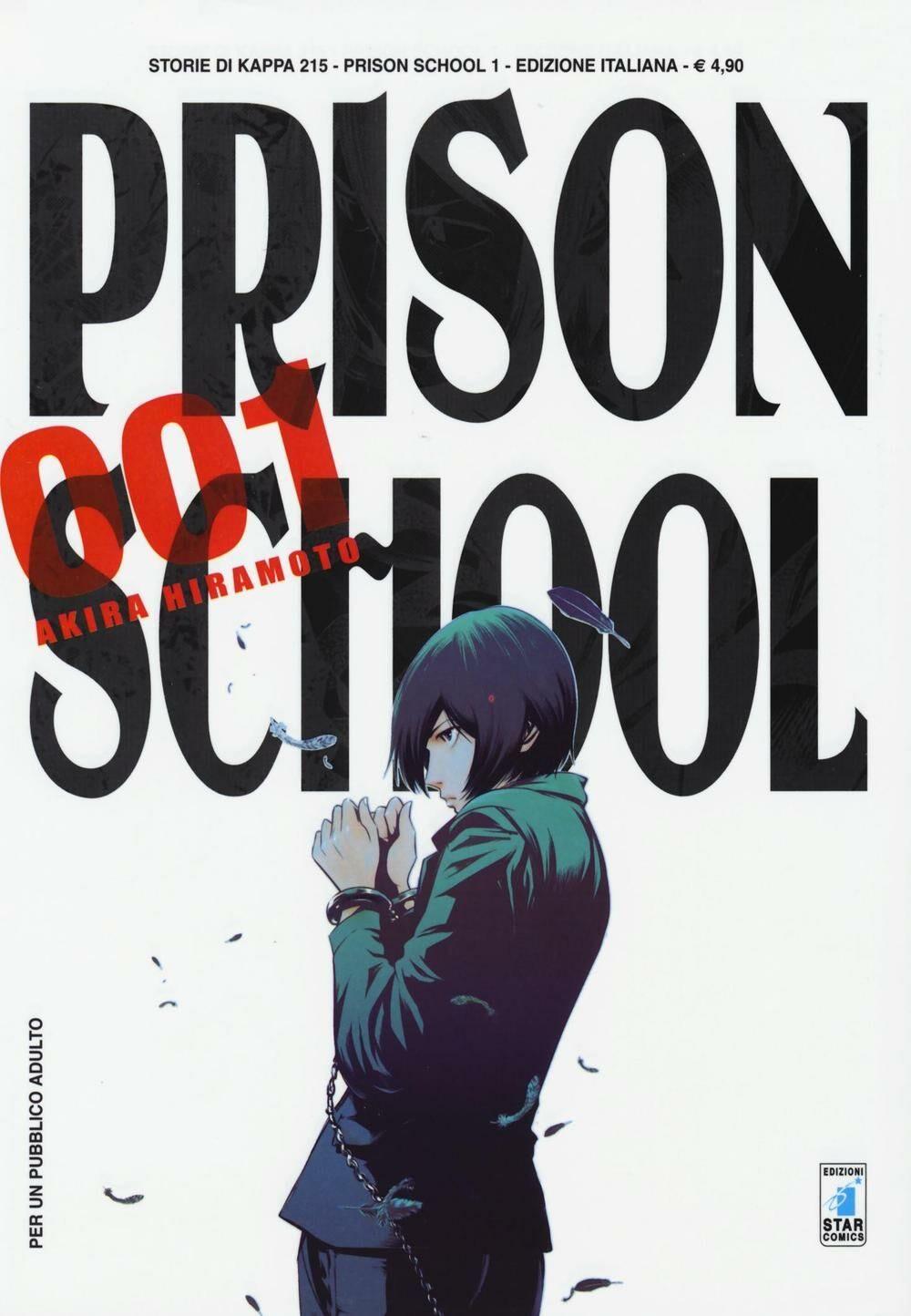 Prison school. Vol. 1
