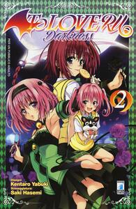 To love-ru darkness. Vol. 2
