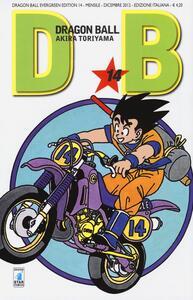Dragon Ball. Evergreen edition. Vol. 14