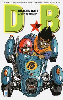 Partyperilperu.it Dragon Ball. Evergreen edition. Vol. 15 Image