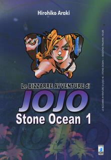 Promoartpalermo.it Stone ocean. Le bizzarre avventure di Jojo. Vol. 1 Image