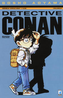Cefalufilmfestival.it Detective Conan. Vol. 27 Image