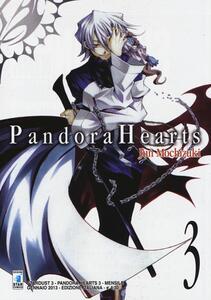 Pandora hearts. Vol. 3