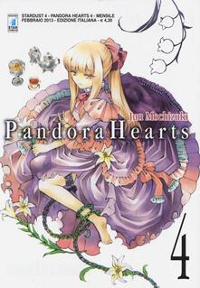 Antondemarirreguera.es Pandora hearts. Vol. 4 Image