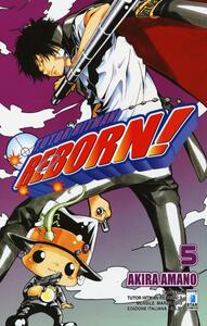 Tutor Hitman Reborn. Vol. 5