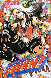 Tutor Hitman Reborn. Vol. 6