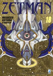 Zetman. Vol. 18