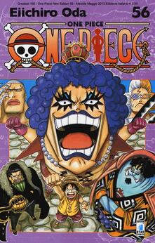 Festivalshakespeare.it One piece. New edition. Vol. 56 Image