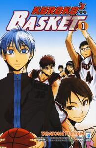 Kuroko's basket. Vol. 1