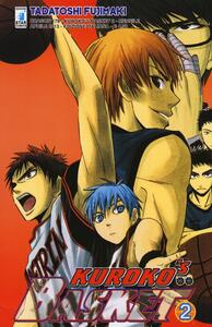 Kuroko's basket. Vol. 2