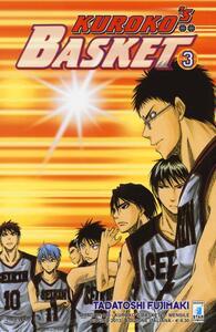 Kuroko's basket. Vol. 3