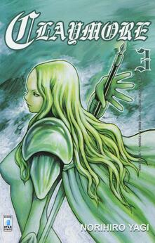 Squillogame.it Claymore. Vol. 3 Image