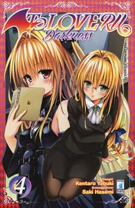 To love-ru darkness. Vol. 4