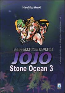 Stone Ocean. Le bizzarre avventure di Jojo. Vol. 3