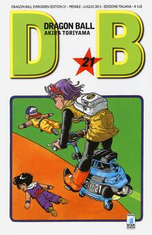 Listadelpopolo.it Dragon Ball. Evergreen edition. Vol. 21 Image