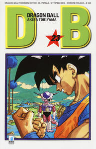 Dragon Ball. Evergreen edition. Vol. 23