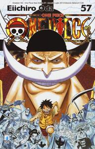 One piece. New edition. Vol. 57