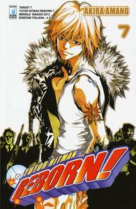 Tutor Hitman Reborn. Vol. 7