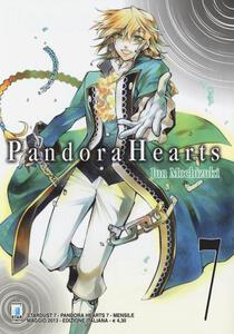 Pandora hearts. Vol. 7