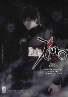 Ilmeglio-delweb.it Fate/Zero. Vol. 5 Image