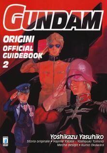 Ipabsantonioabatetrino.it Gundam origini. Official guidebook. Vol. 2 Image