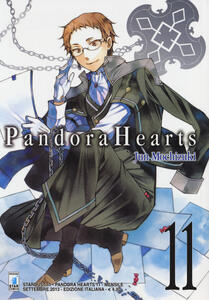 Pandora hearts. Vol. 11