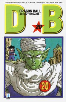 Voluntariadobaleares2014.es Dragon Ball. Evergreen edition. Vol. 20 Image
