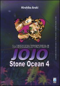Stone Ocean. Le bizzarre avventure di Jojo. Vol. 4