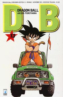 Lpgcsostenible.es Dragon Ball. Evergreen edition. Vol. 13 Image