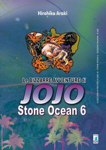 Stone Ocean. Le bizzarre avventure di Jojo. Vol. 6