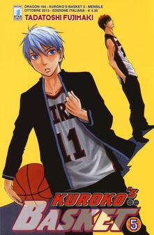 Listadelpopolo.it Kuroko's basket. Vol. 5 Image