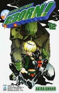 Tutor Hitman Reborn. Vol. 12