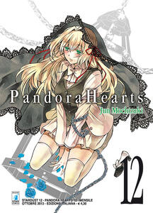 Pandora hearts. Vol. 12