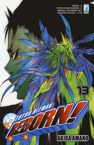 Tutor Hitman Reborn. Vol. 13