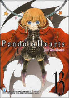 Voluntariadobaleares2014.es Pandora hearts. Vol. 13 Image