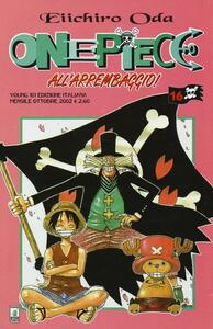 One piece. Vol. 16
