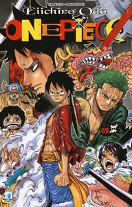 One piece. Vol. 69