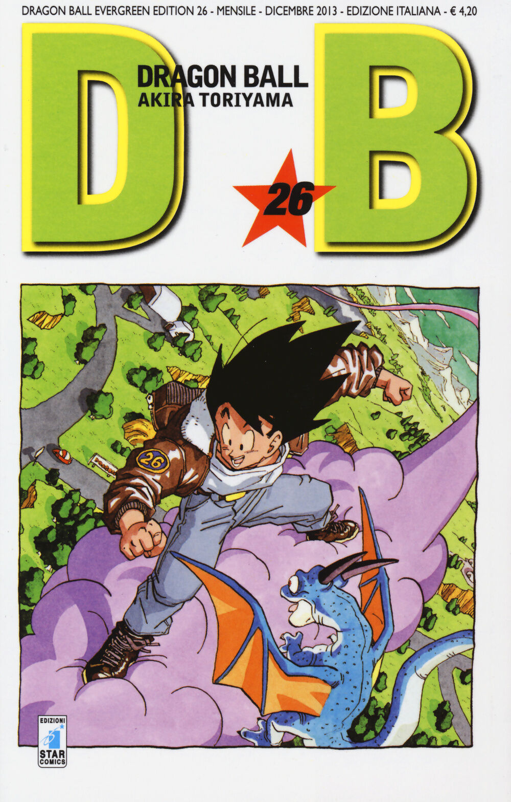 Dragon Ball. Evergreen edition. Vol. 26