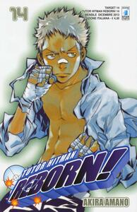 Tutor Hitman Reborn. Vol. 14